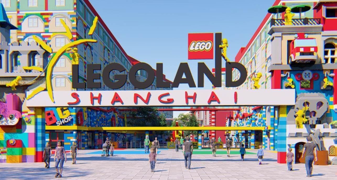 China: World's Largest Legoland Park to Open Soon - The ...